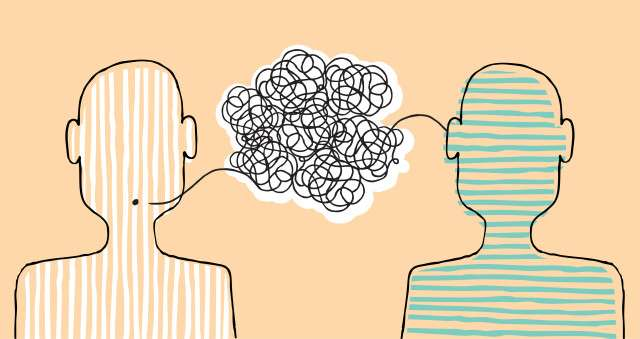 コミュニケーションのない恋愛関係