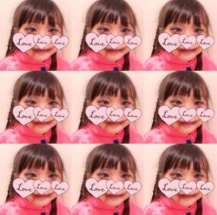 加護亜依、メイクを施した娘の姿公開「本当にあいぼん似」と話題に - ライブドアニュース