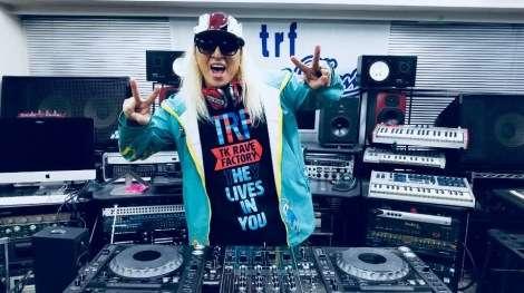 DJ KOOが活動再開を報告「復活しましたーー!!」 9月末から脳動脈瘤の術後療養