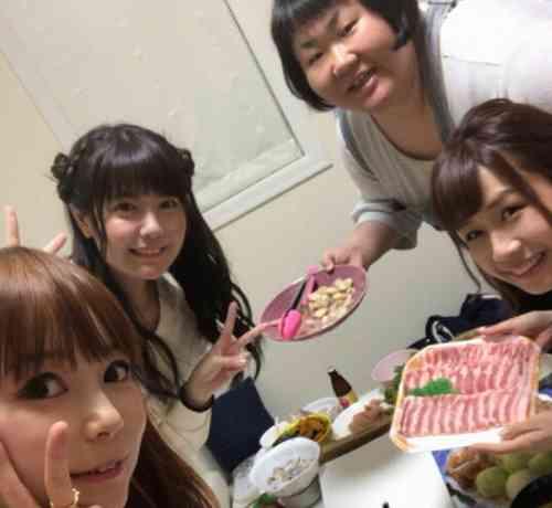 しょこたん宅で竹達彩奈ら焼肉パーティー | Narinari.com