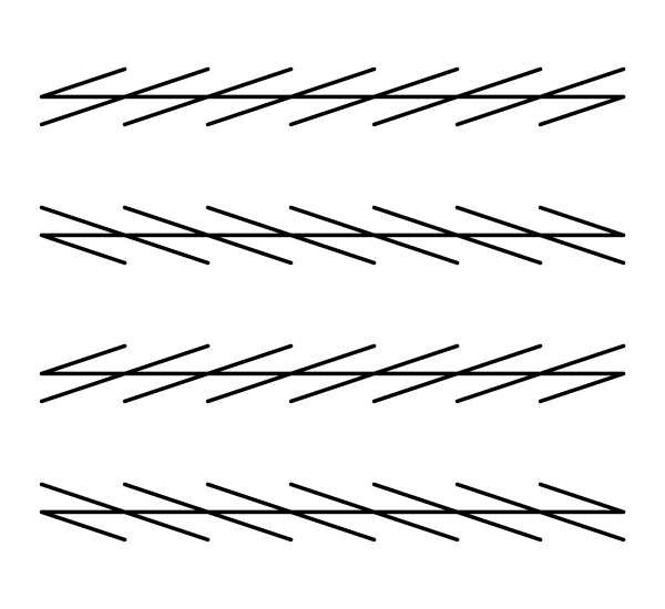 目に錯覚を起こす画像を貼っていくトピ