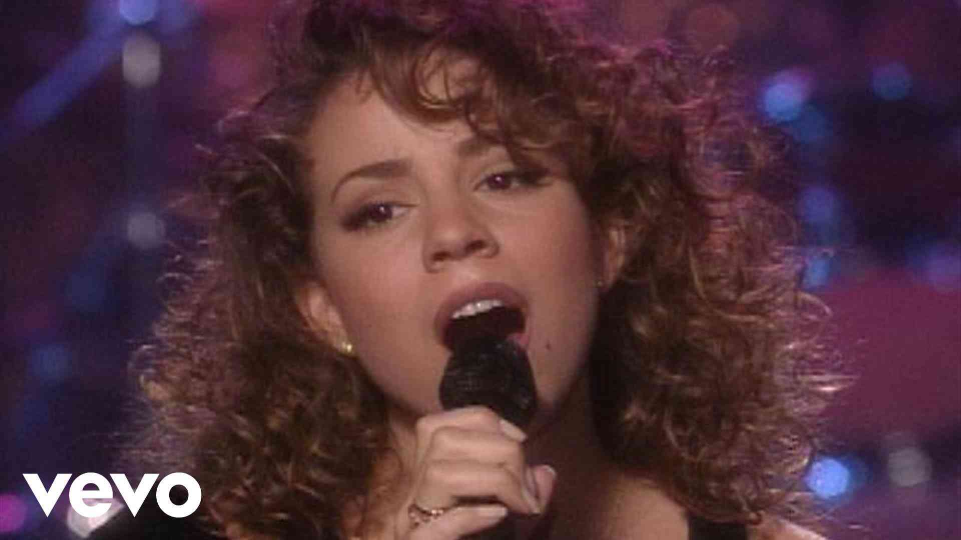 Mariah Carey - I'll Be There - YouTube