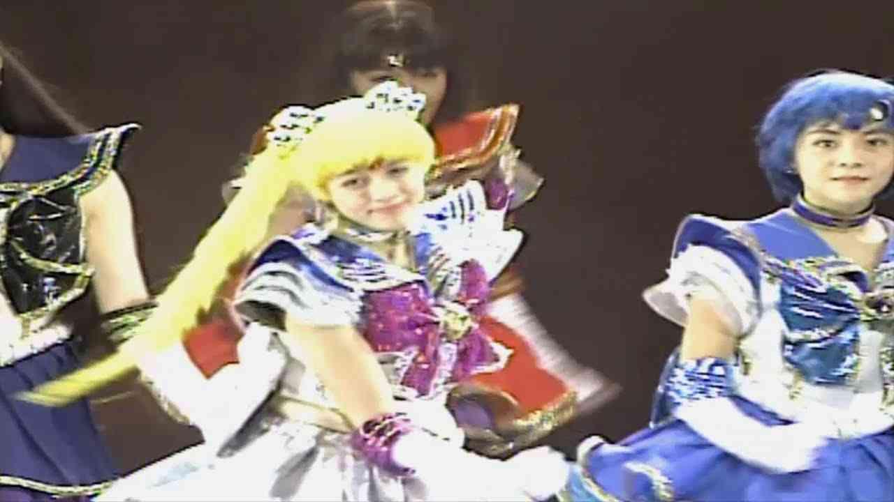 SERA MYU セラミュ  LA SOLDIER ラ・ソウルジャー Sailor Moon SuperS セーラームーンスーパーズ 夢戦士・愛・ - YouTube