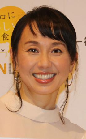 41歳・東尾理子が第3子妊娠を発表「主人にはもう少し働いてもらわないと」