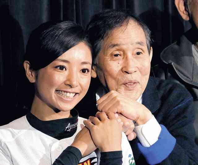 欽ちゃん、片岡安祐美から結婚報告も「仲人やりたくないよ~」 : スポーツ報知