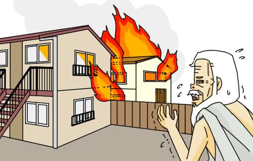 賃貸住まいの火災保険