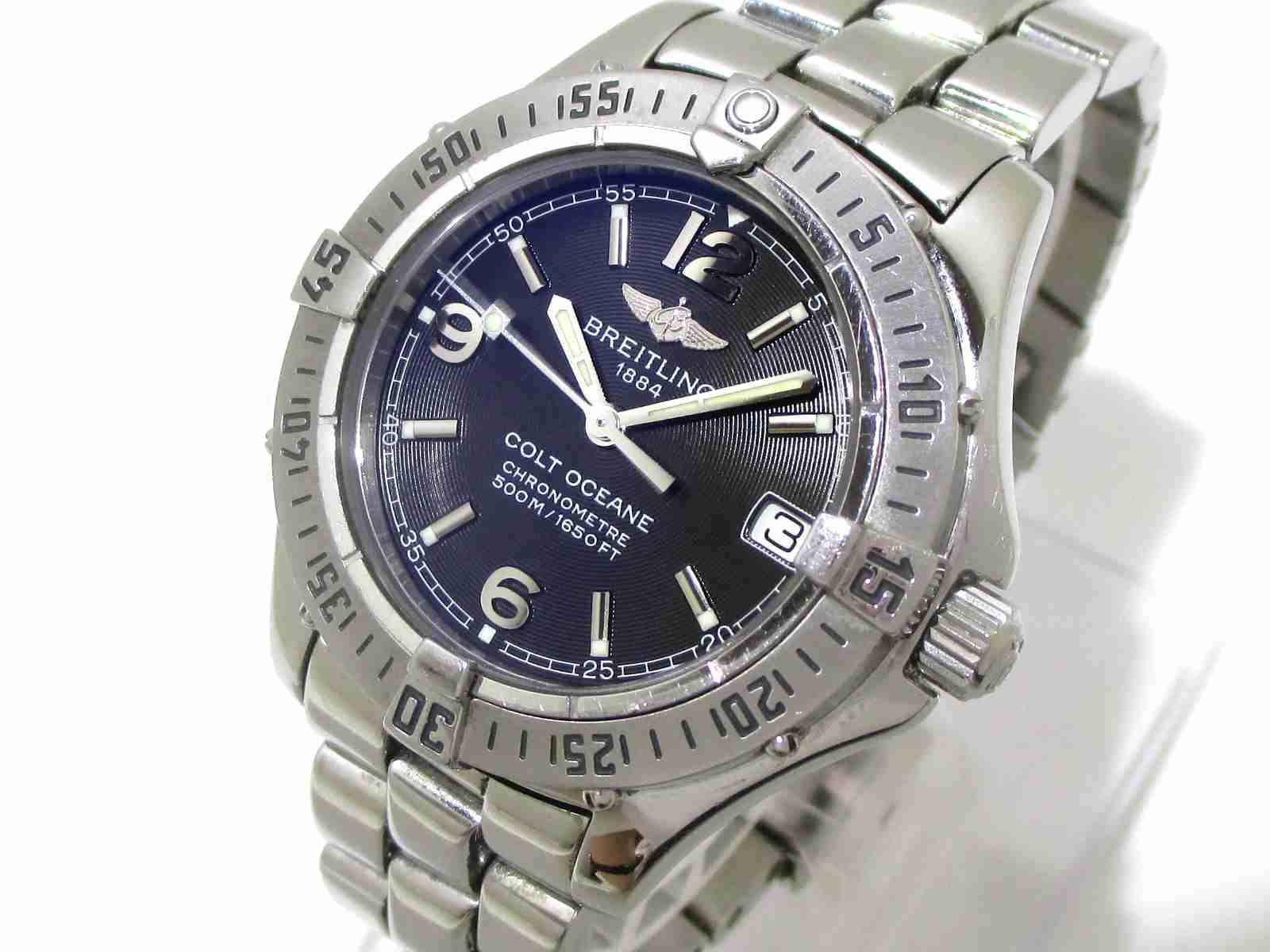 仕事の時に使ってる腕時計は何ですか?
