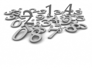 自分の人生の中で起きた「数」を挙げるトピ