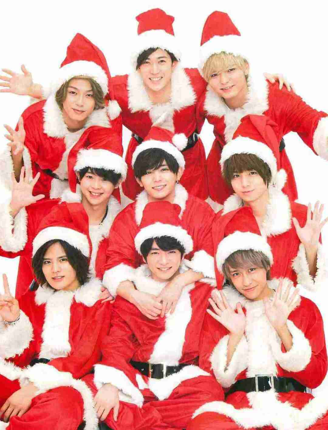 Hey!Say!JUMP10周年を祝うトピ