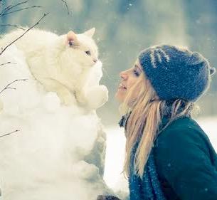 寒い日に幸せを感じる簡単な方法♩