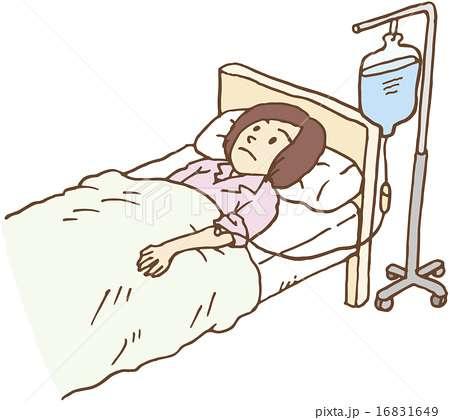 入院中困った事、嫌だった事