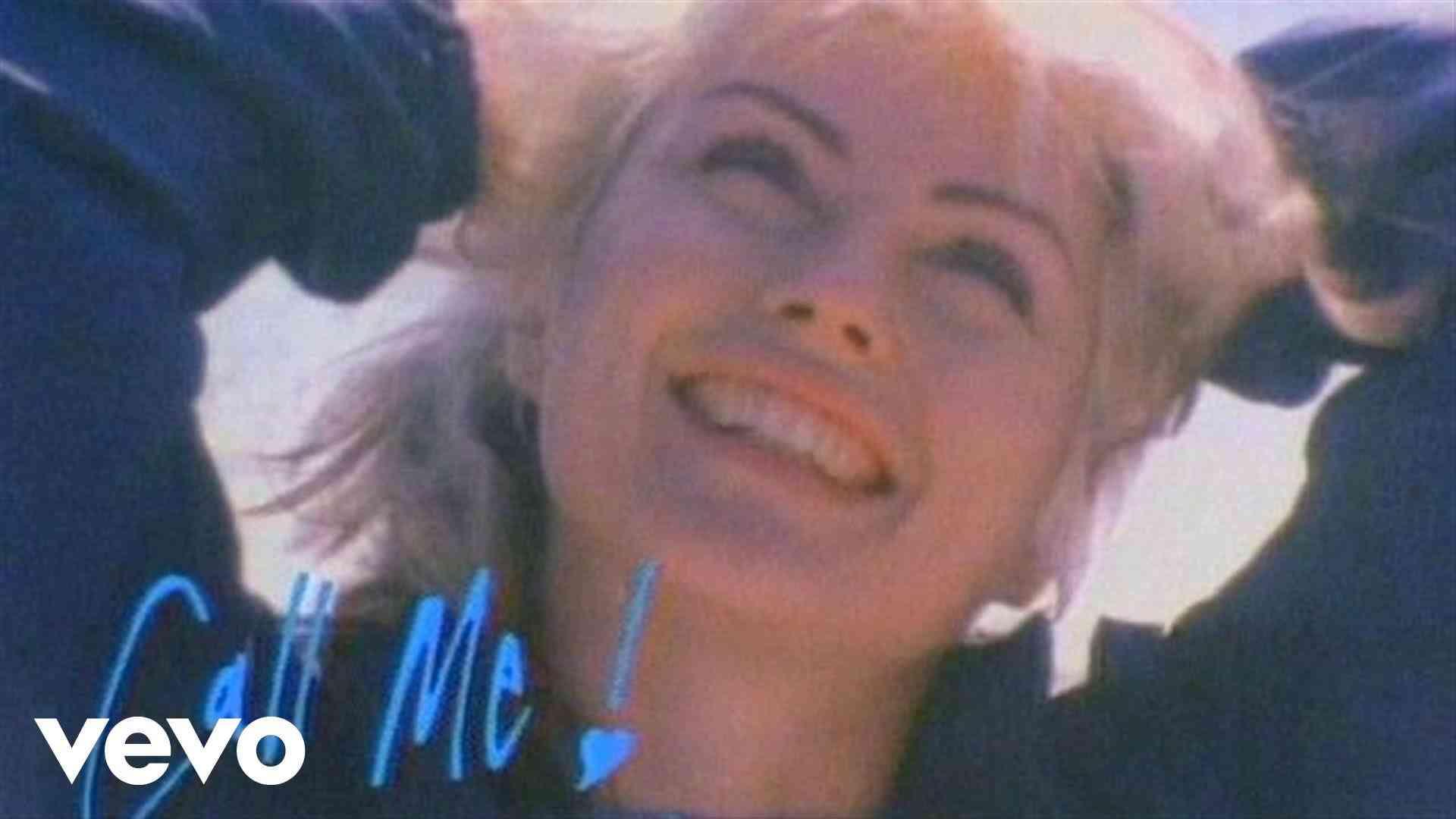 Blondie - Call me - YouTube