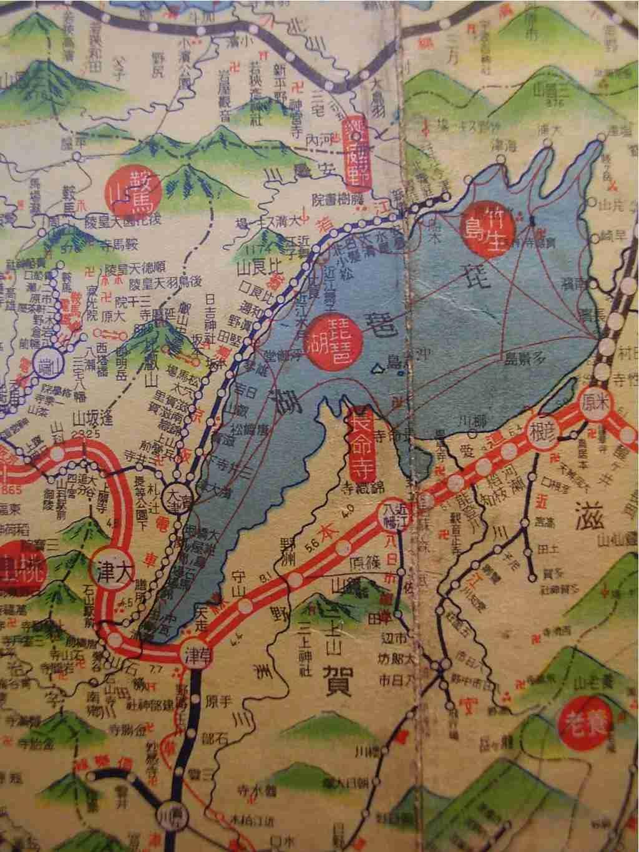 【日本】昔の地図の画像を貼るトピ