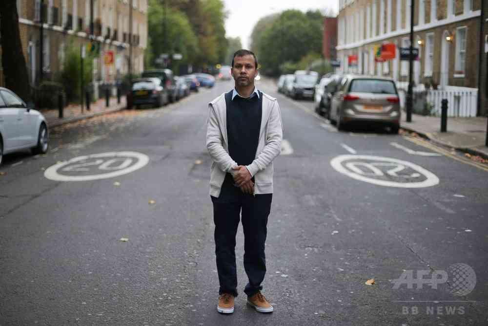 英ロンドンで酸を使った襲撃が増加、高まる不安 写真3枚 国際ニュース:AFPBB News