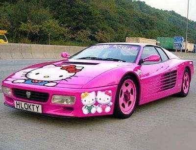 好きな車一台プレゼントするよ!どれが良い?