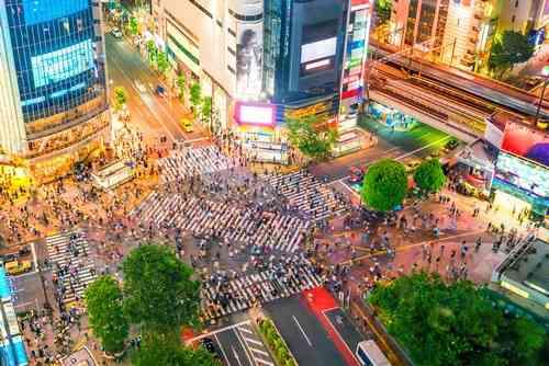 新年カウントダウンで渋谷駅周辺は車両通行禁止