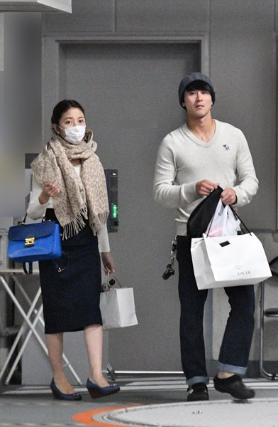 ミタパンこと三田友梨佳アナと西武・金子侑司 破局報道あったが交際継続