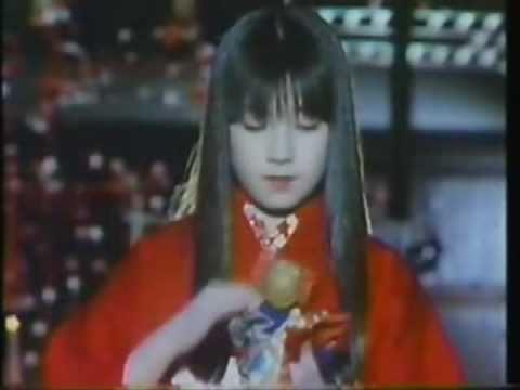 資生堂企業CM 遠野物語1986年 - YouTube