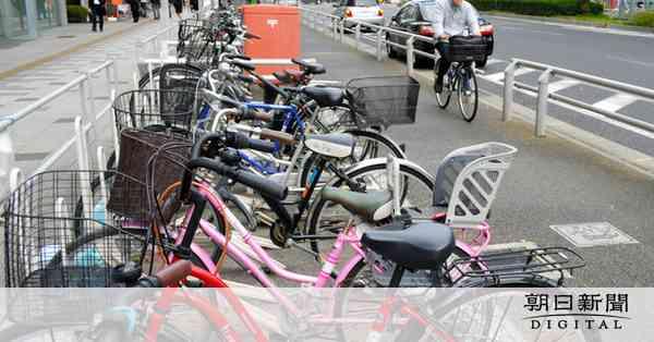 自転車事故で「9千万円台」賠償も 保険の義務化広がる:朝日新聞デジタル