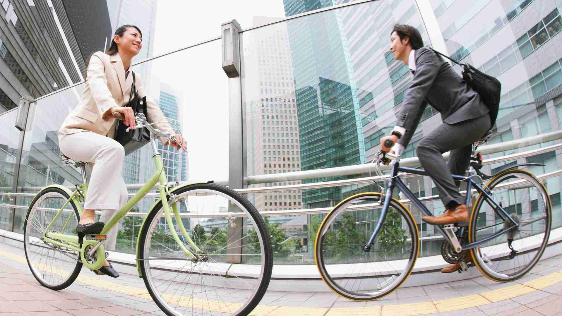 健康のためには「自転車」というこれだけの理由(石田雅彦) - 個人 - Yahoo!ニュース