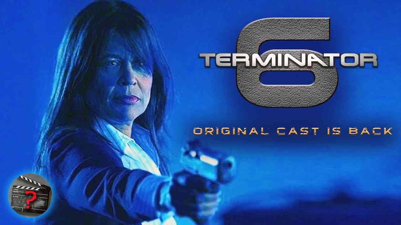 Terminator 6 Trailer 2019 - Original Cast is Back | Linda Hamilton | Arnold Schwarzenegger | Fanmade - YouTube