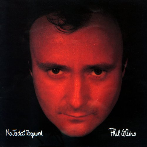No Jacket Required (フィル・コリンズIII) - Phil Collins (フィル・コリンズ) | 洋楽ミューボ [mewbo]