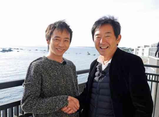 """石田純一""""64歳でパパ""""に自虐「常識ないですよね」 壱成は「繊細なので心配」"""