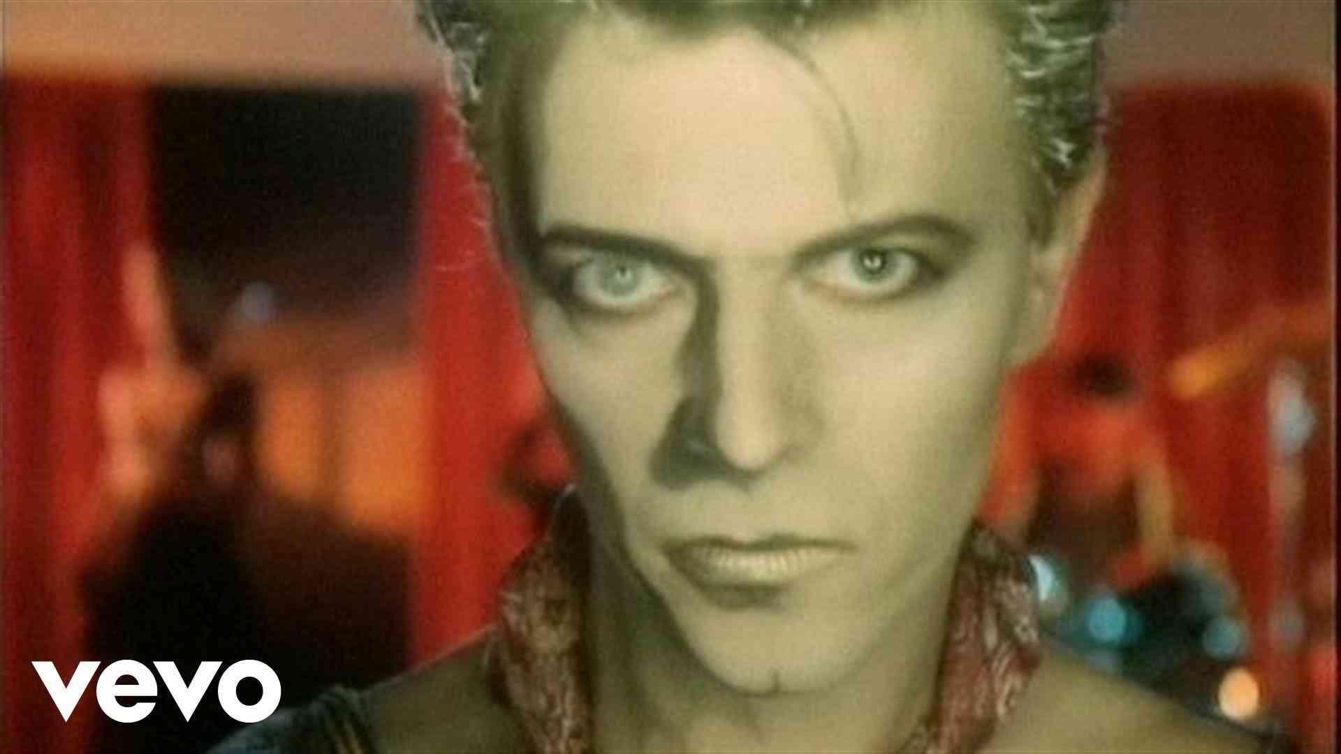 David Bowie - Blue Jean - YouTube