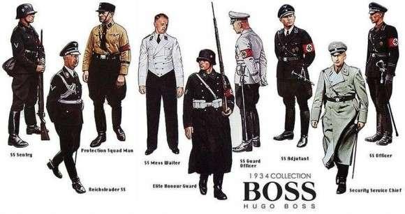 ナチスがファッションに影響を与えた10の事例 : カラパイア