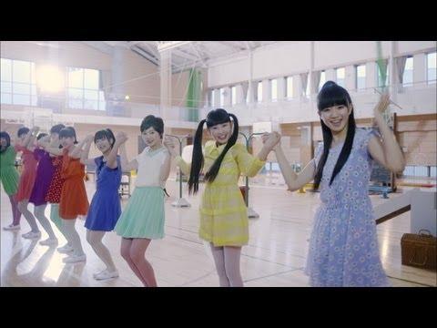 私立恵比寿中学 『手をつなごう』 - YouTube