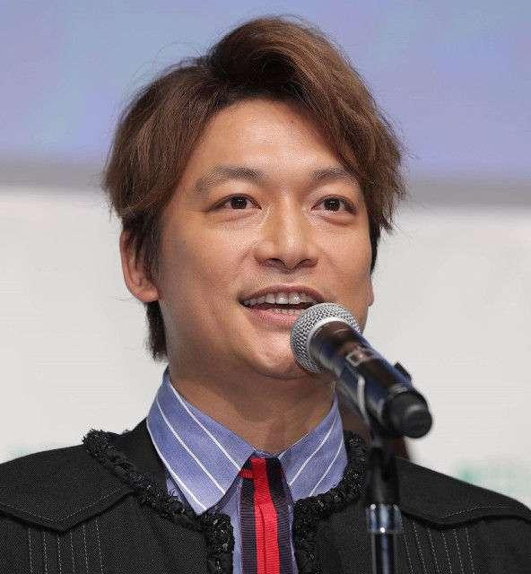 香取慎吾が飯島三智マネージャーへの思いを告白!「言葉が見つからないくらいに、この人と一緒に仕事をしたい」