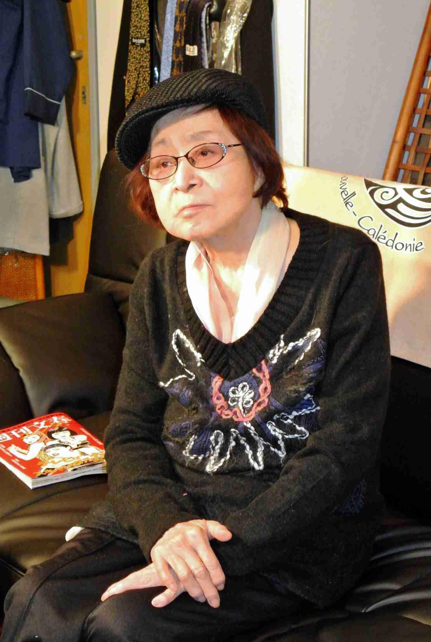 【訃報】野村沙知代さんが死去 プロ野球の元監督・野村克也氏の妻
