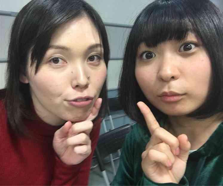 尼神インター・誠子&にゃんこスター・アンゴラ村長 「かわいすぎる女の子芸人」ショットに反響