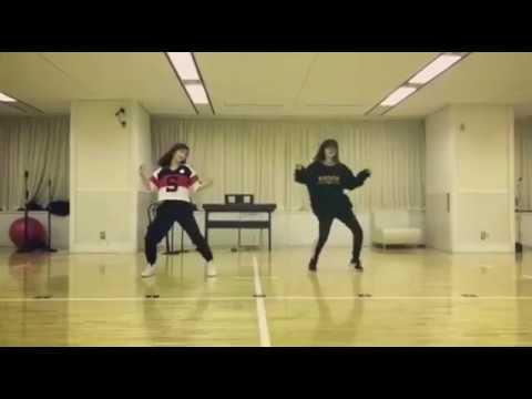 中野郁海 横山結衣 野蛮な求愛 ダンス - YouTube