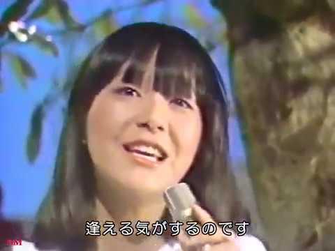 岩崎宏美 想い出の樹の下で [歌詞] - YouTube