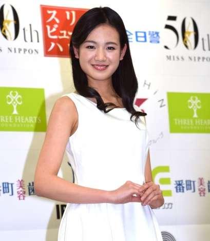 『ミス日本』候補者14名お披露目 最年少は18歳の現役東大生 | ORICON NEWS