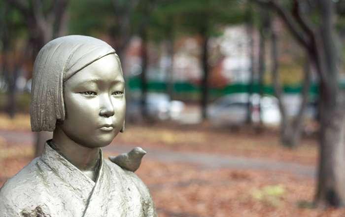 慰安婦合意で「微動だにせず」 日本政府、実施要求 - Sputnik 日本