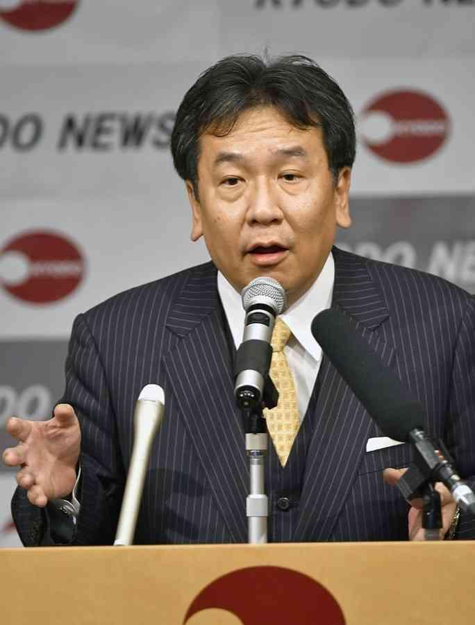 <立憲>枝野氏、蓮舫元代表の入党に期待 近く会談 (毎日新聞) - Yahoo!ニュース