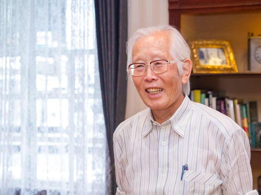 日本語で科学を学び、考えることができる幸せーーノーベル化学賞の白川英樹博士が語る先人たちへの感謝   Mugendai(無限大)