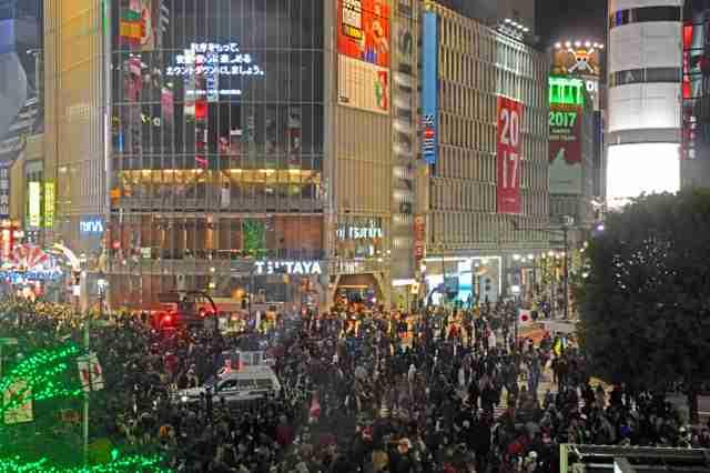 渋谷の年越し、今年も「逆転の発想」 人混み分散に期待 イベント数を増やして混乱回避を狙う