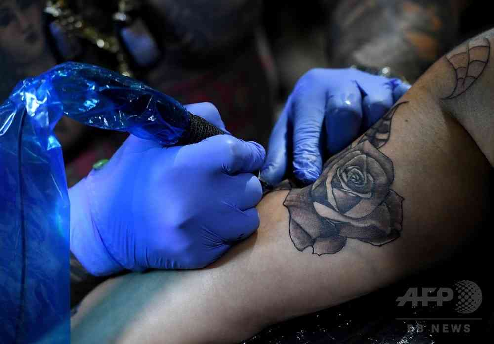 救急患者の胸に「蘇生措置拒否」とタトゥー、医師らの選択は? 米 写真1枚 国際ニュース:AFPBB News