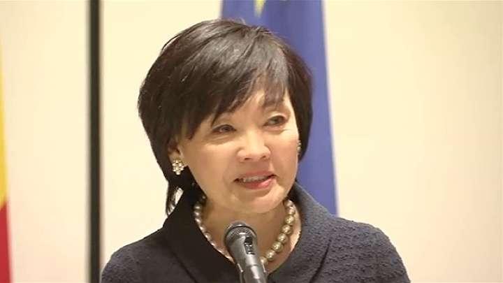 昭恵夫人「つらい一年だった」、ベルギーから勲章授与 TBS NEWS