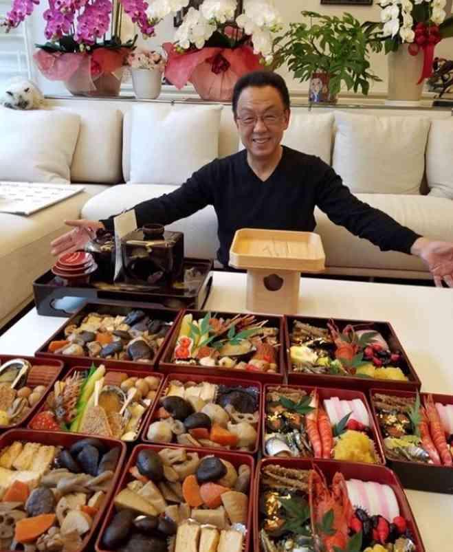 【エンタがビタミン♪】梅沢富美男「美味しそうでしょ?」 毎年恒例の手作りおせちを披露 | Techinsight(テックインサイト)|海外セレブ、国内エンタメのオンリーワンをお届けするニュースサイト