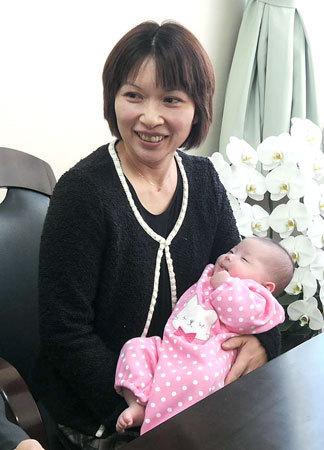 12人目出産、家族全員で立ち会い 京都市長が祝い品 (京都新聞) - Yahoo!ニュース