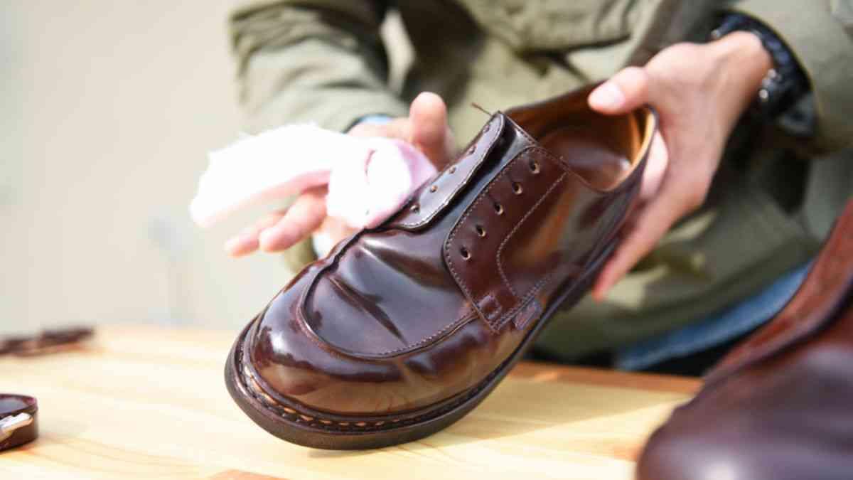 20年履き続けるための「正しい靴磨き方法」を、職人に聞きました。 | TABI LABO