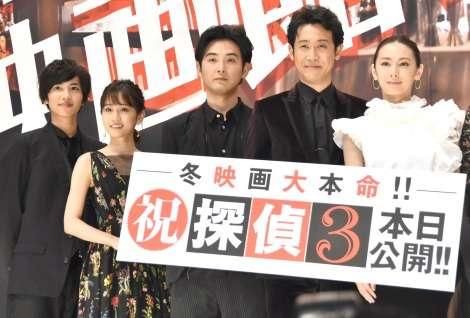 北川景子&前田敦子が褒め合い「どの角度からでもキレイ」「かわいい」 | ORICON NEWS