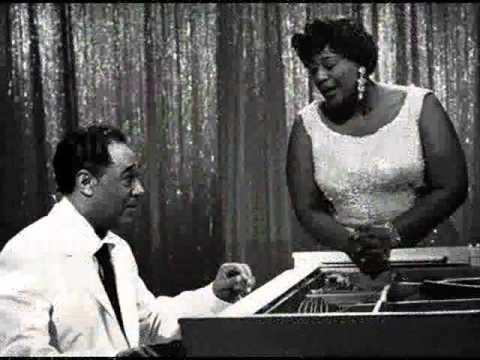 Ella Fitzgerald - In a sentimental mood - YouTube