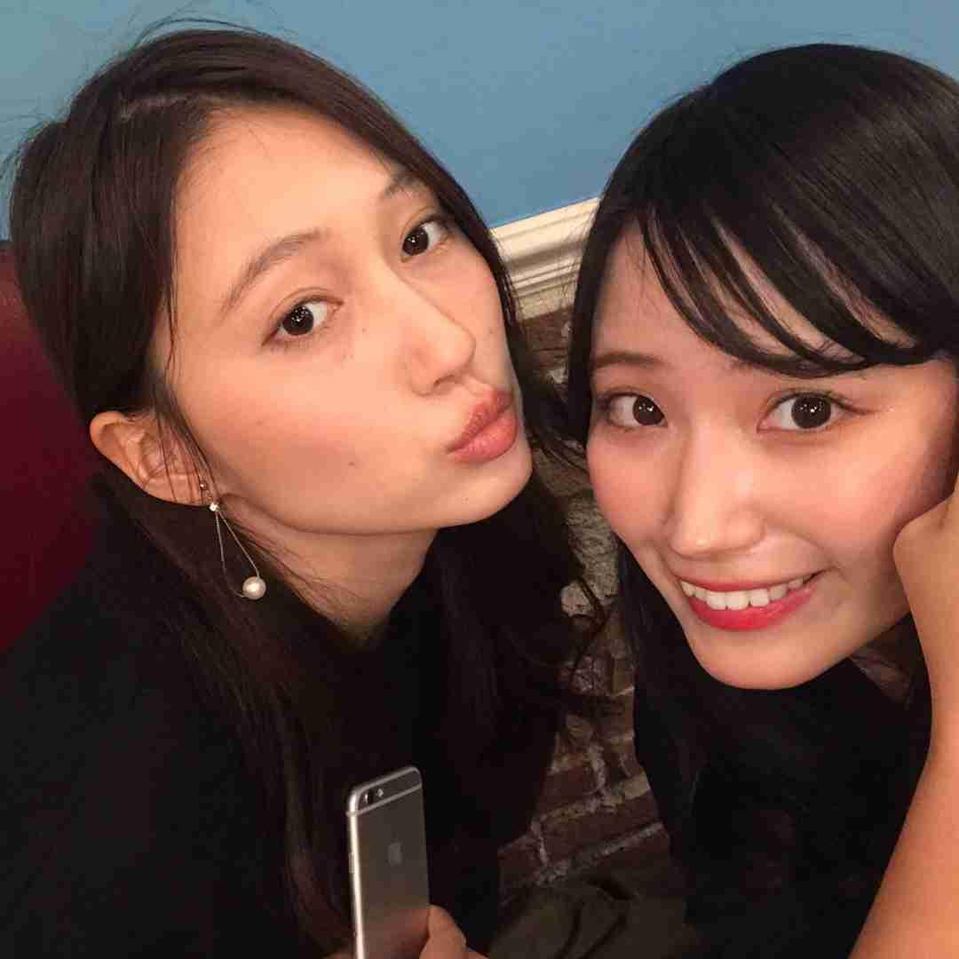 大野いとが「女優級の美人姉」の写真を公開 ファン絶賛の仲良し姉妹