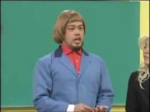 野性爆弾くぅちゃんの似顔絵講座 (音ズレ修正) - YouTube