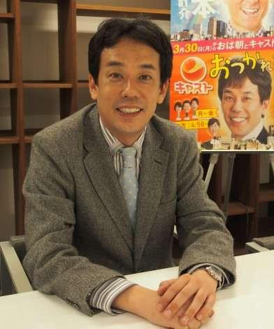 ABC浦川泰幸アナ『キャスト』降板 のどの具合が悪かった | ORICON NEWS